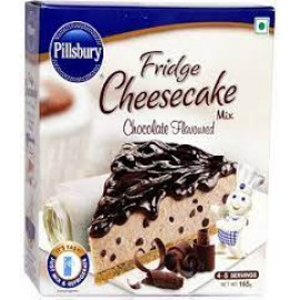 PILLSBURY FREEDGE CHEESECAKE CHOCOLATE 165GM