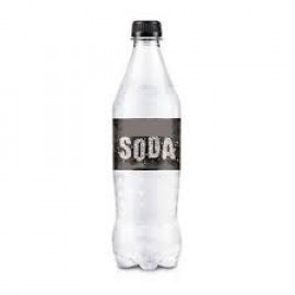 SODA WATER 600ML BOTTLE