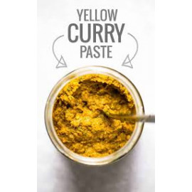 YELLOW CURRY PASTE 1KG. E