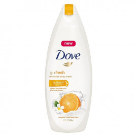 DOVE GO FRESH REVITALIZE BODY WASH 190ML