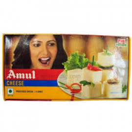 AMUL CHEESE BLOCK KG