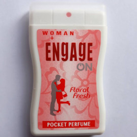 ENGAGE ON WOMAN FLORAL FRESH POCKET PERFUME 18ML