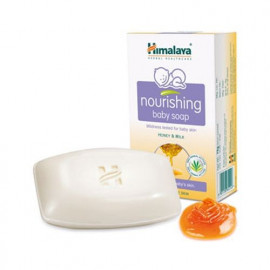 HIMALAYA BABY SOAP 75GM*4