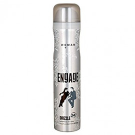 ENGAGE WOMAN + DRIZZLE DEO 150ML