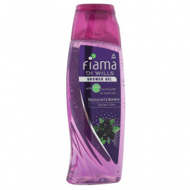 FIAMA DI WILLS SHOWER GEL BLACKCURRANT & BEARBERRY 250ML