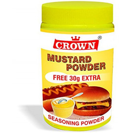 CROWN MUSTARD POWDER 500+100GM