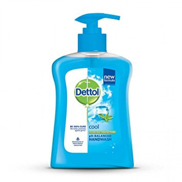 DETTOL HAND WASH COOL 175ML