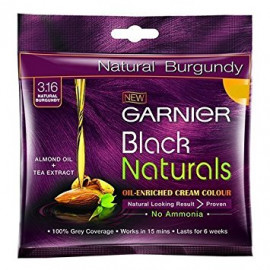 GARNIER BLACK NATURALS 1.0 DEEP BLACK 20ML + 20GM