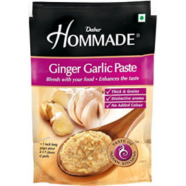 DABUR HOMMADE GING GARLIC PASTE 200gm