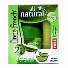 ANNE FRENCH ALL NATURAL SOOTHING ALOE 40GM