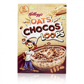 KELLOGGS OATS CHOCOS LOOPS 350GM