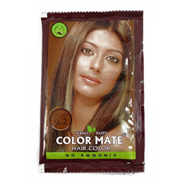 COLOR MATE COPPER RED