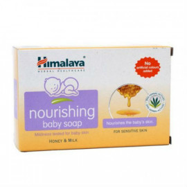 HIMALAYA NOURISHING BABY SOAP 125GM