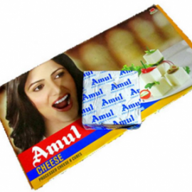 AMUL CHEESE CUBE