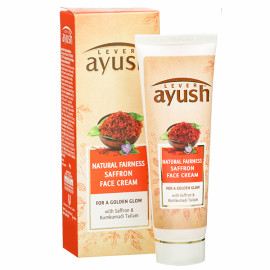 AYUSH SAFFRON FACE CREAM 50GM