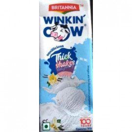 BRIT. WINKIN COW VANILA SHAKE 200ML