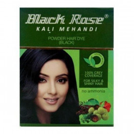 BLACK ROSE KALI MEHANDI 50GM