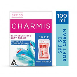 CHARMIS DAILY NOURISHING SOFT CREAM 100ML