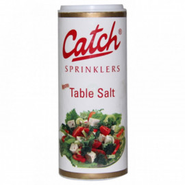 CATCH SPRINKLERS TABLE SALT 100GM