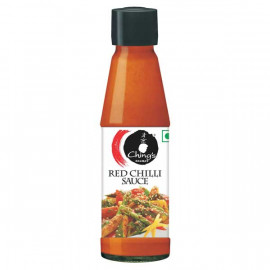 CHINGS RED CHILLI SAUCE 200G BOTTLE