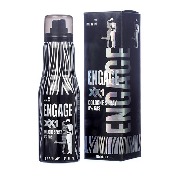 ENGAGE XX3 COLOGNE MAN SPRAY 135ML