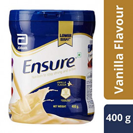 ENSURE VANILLA 400GM