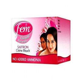 FEM CRÈME BLEACH SAFFRON HEALTHY FAIR SKIN 8GM