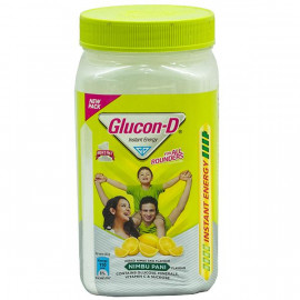 GLUCON D NIMBU PANI 400GM