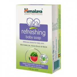 HIMALAYA REFRESHING BABY SOAP 75GM