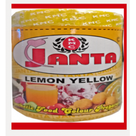 JANTA LEMON YELLOW RANG 100GM