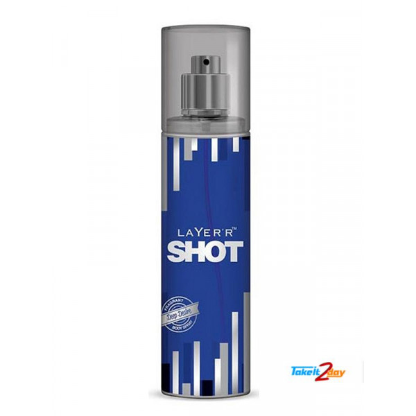 LAYER R SHOT DEO 135ML