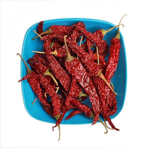 MIRCHI WHOLE GUNTOOR 250GM