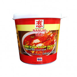 NAMJAI TOM YUM SOUP PASTE 1KG