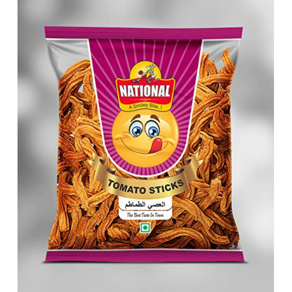 NATIONAL TOMATO BUTTER CHAKLI 100GM