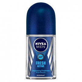 NIVEA MEN F ACTIVE ROLL ON 50ML