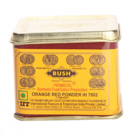 ORANGE RED COLOUR 100GM