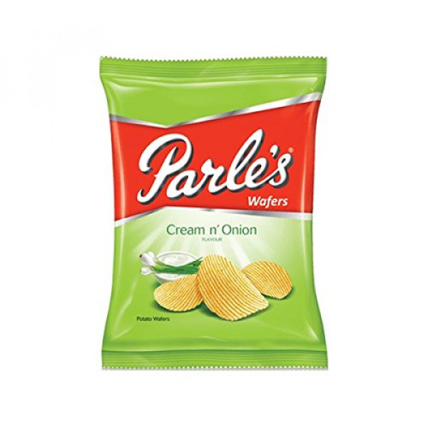 PARLE CREAM N ONION WAFERS