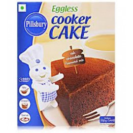 PILLSBURY  CAKE EGGLESS CHOCOLATE FLAVAURED 159GM