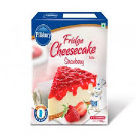 PILLSBURY FRIDGE CHEESECAKE CAKE MIX STRWBRY 165GM