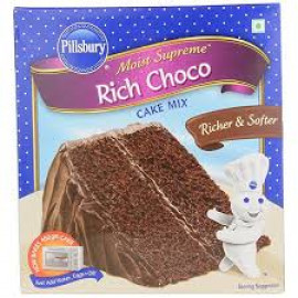 PILLSBURY RICH CHOCO CAKE MIX 270GM