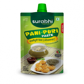 SURABHI PANIPURI PASTE 100GM