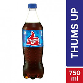 THUMS UP PET 750ML