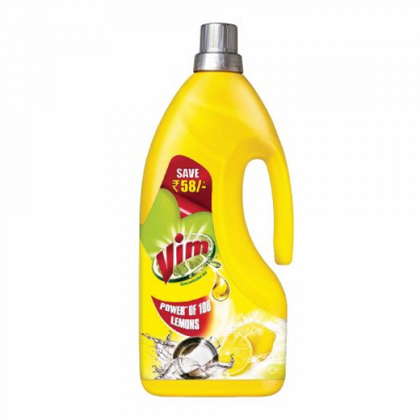 VIM DISH WASH GEL LEMON 900ML
