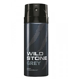 WILD STONE GREY DEODRANT 150ML