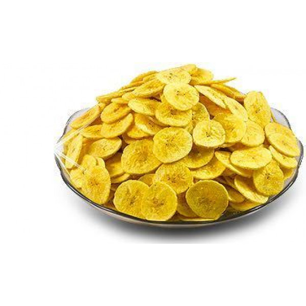 YELLOW BANANA CHIPS 200GM