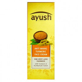 AYUSH TURMERIC FACE CREAM 25GM