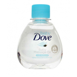 BABY DOVE BABY MASSAGE OIL 100ML