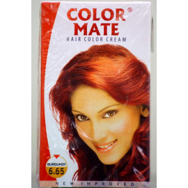 COLOR MATE BURGUNDY 6.65