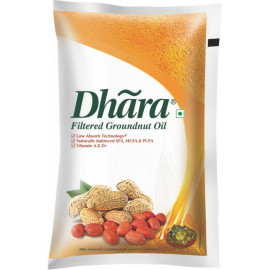DHARA GROUNDNUT OIL 1 ltr