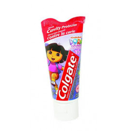 COLGATE TOOTHPASTE FOR KIDS